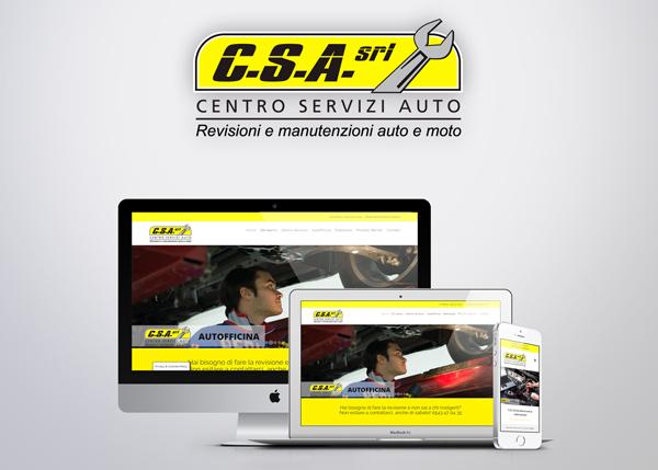 CSA Centro Servizi Auto