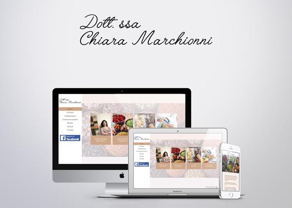 Dietista Chiara Marchionni