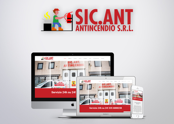 Sic. Ant. Antincendio Sicurezza